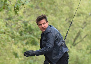 Pics! Tom Cruise Shoots 'M:I 6' Stunts in Paris