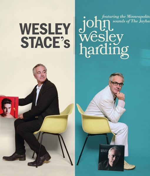 Wesley Stace: The Artist Formerly Known as John Wesley Harding