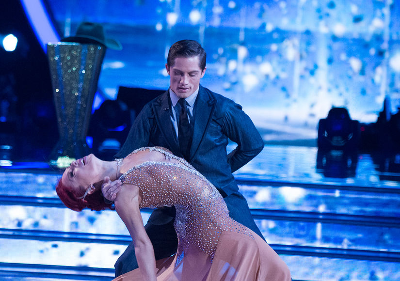 Bonner Bolton on His Emotional 'DWTS' Performance: 'It Was Hard for Me to…