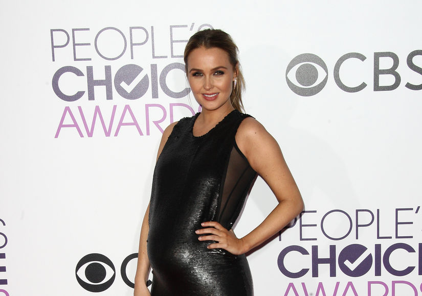 Camilla Luddington & Matthew Alan Welcome Baby Girl — What's Her Name?