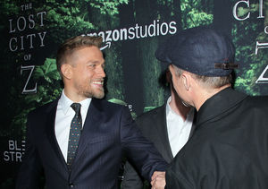 Charlie Hunnam's Honest Confession About Brad Pitt