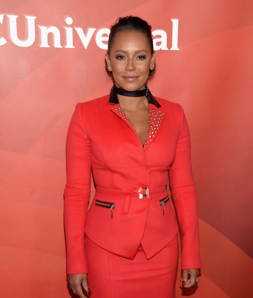 Is Mel B Dating a Real Beverly Hills Cop?