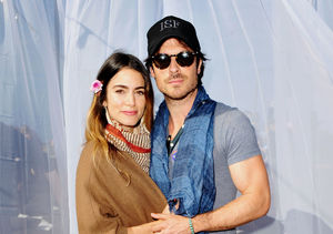 Nikki Reed & Ian Somerhalder Welcome Baby Girl — What's Her Name?
