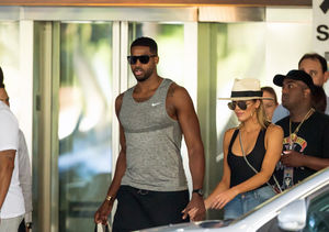 Khloé Kardashian Talks About Those Tristan Thompson Engagement Rumors