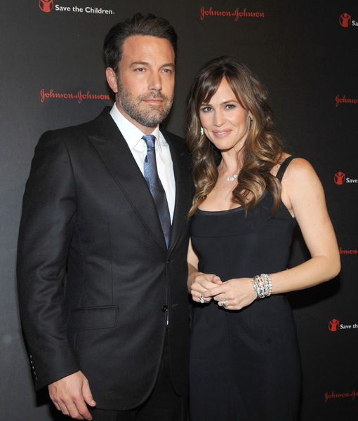 Ben Affleck and Jennifer Garner File for Divorce