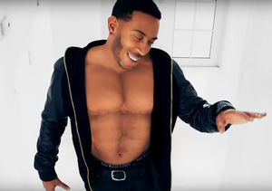 Ludacris on His CGI Abs: 'It's Typical Ludacris Behavior'