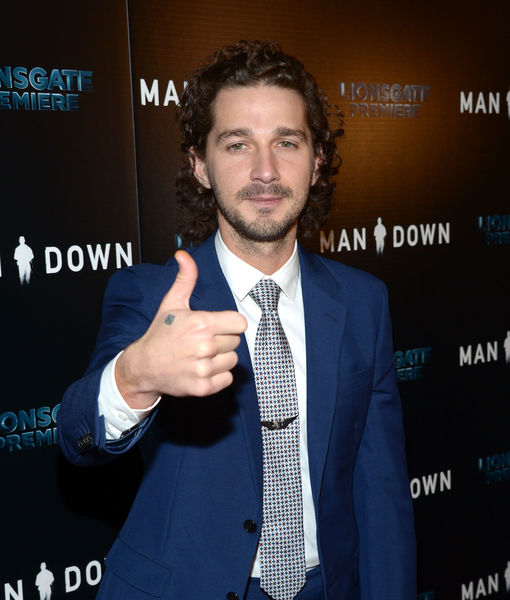 Why Shia LaBeouf Is Living Alone in a Cabin in Finland