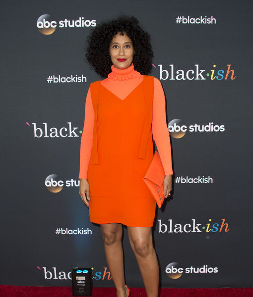 Tracee Ellis Ross Gives the Scoop on 'Black-ish' Season 4