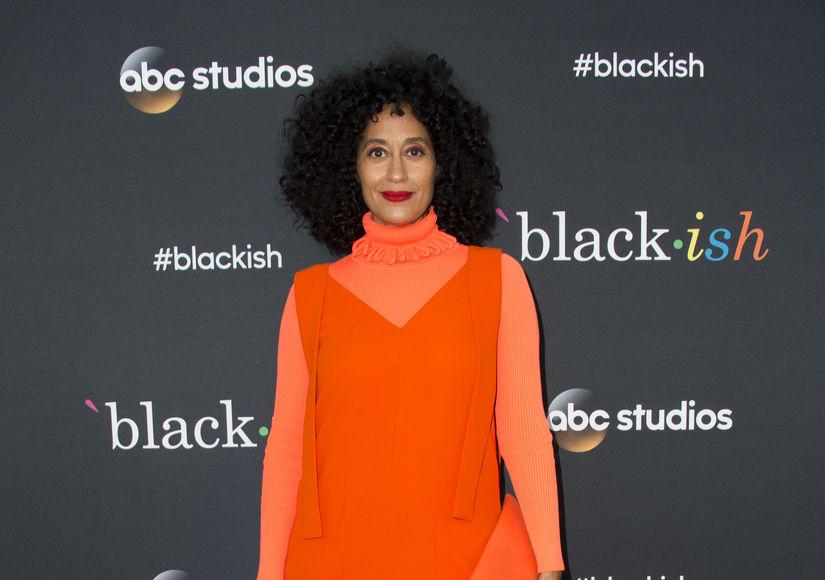 Tracee Ellis Ross Gives the Scoop on 'Black-ish' Season 4