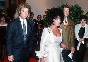 Liz Taylor's Ex-Husband Larry Fortensky Dead at 64