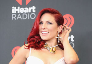 'DWTS' Pro Sharna Burgess' Famous Boyfriend Revealed (Hint……