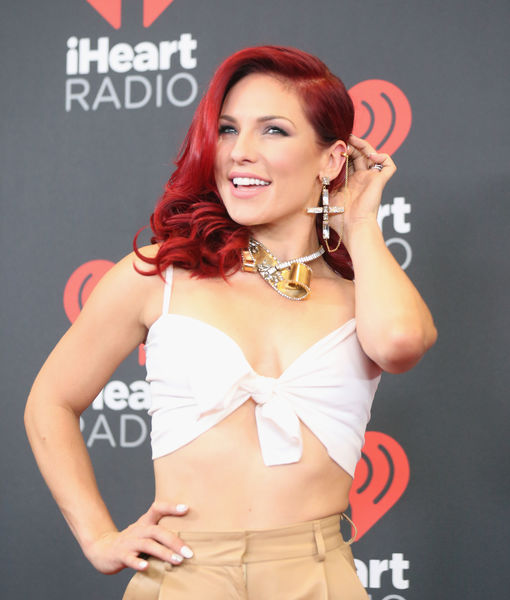 'DWTS' Pro Sharna Burgess' Famous Boyfriend Revealed (Hint… It's Not Bonner Bolton!)