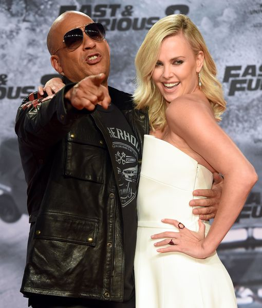 Filmed 'Fate of the Furious' to break global box office record