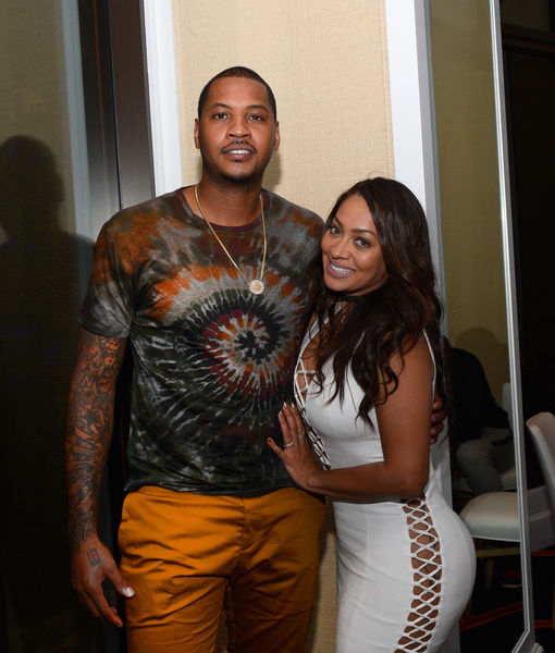 What Carmelo Anthony Is Reportedly Doing to Save His Marriage
