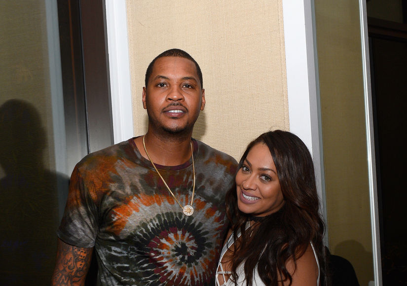 Carmelo Anthony & La La Split After 14 Years Together