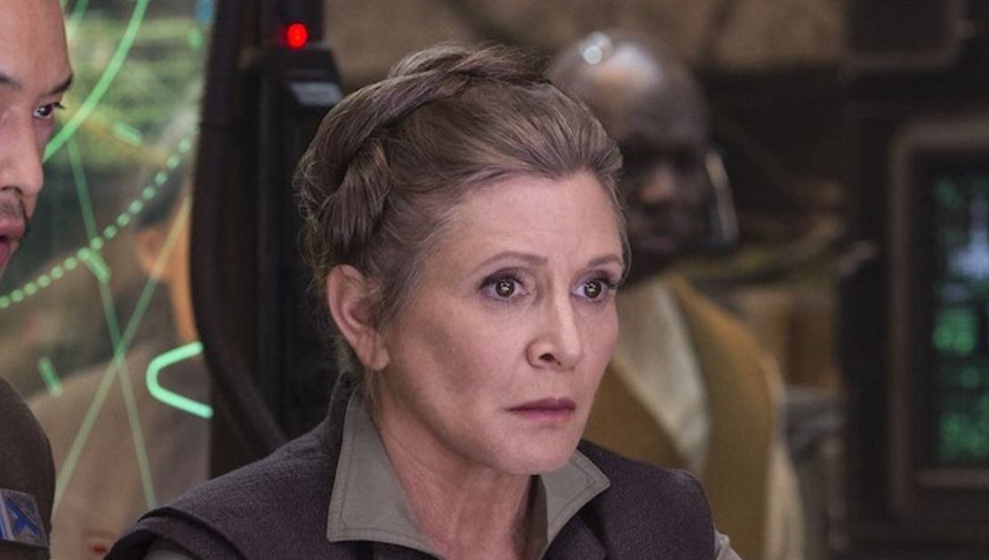 Will Carrie Fisher Appear in 'Star Wars' Episode 9 ...