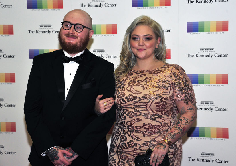 Elle king skipped out on her wedding did she split for Elle king wedding dress designer