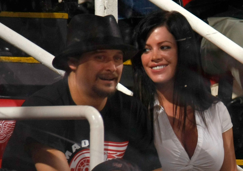 Kid Rock Engaged to Audrey Berry