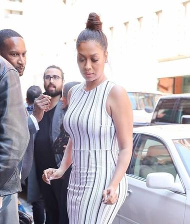 New Pic of La La Anthony Speaks Volumes Following Split Reports