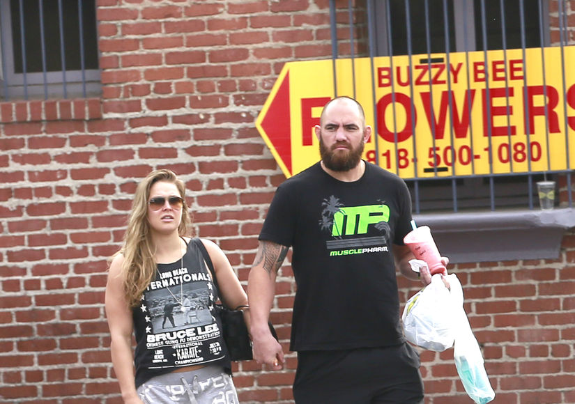 Ronda Rousey Is Engaged — Is She Retiring from the UFC?