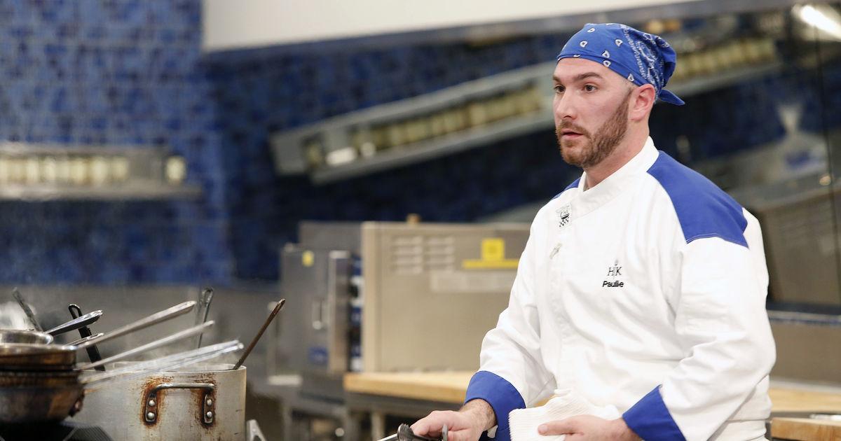 Hell S Kitchen Contestant Paulie Giganti Dead