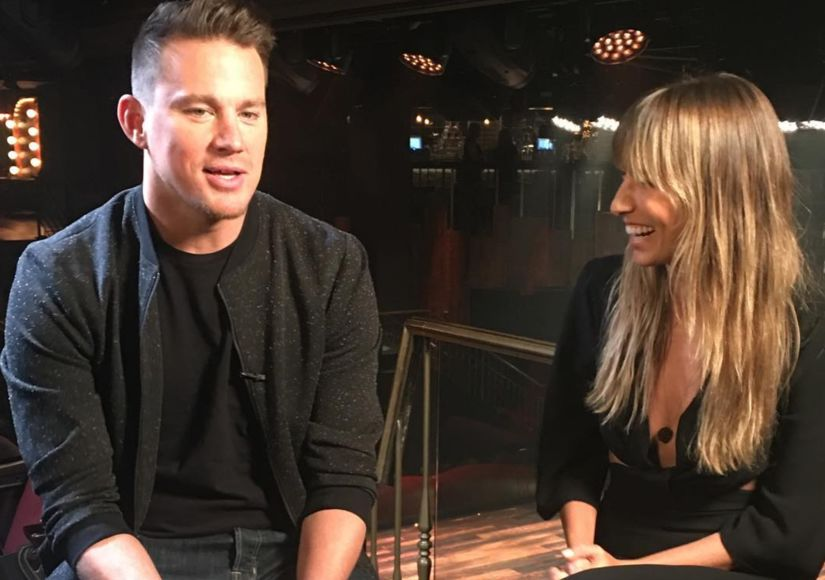 Channing Tatum Says Daughter Everly Has Seen 'Magic Mike Live'