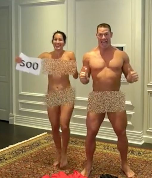 Why Did John Cena & Nikki Bella Go Nude on YouTube?