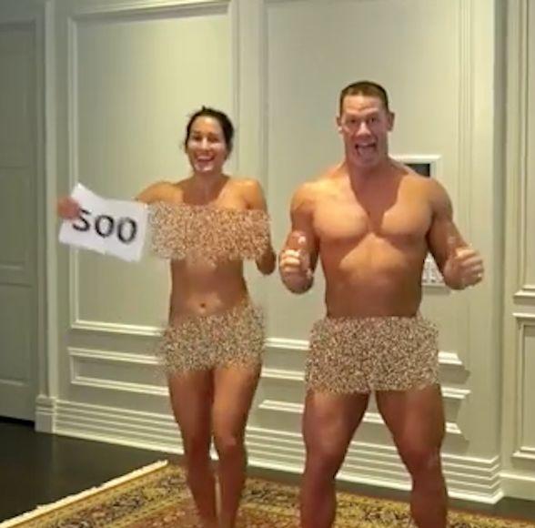 Why Did John Cena & Nikki Bella Go Nude on YouTube?