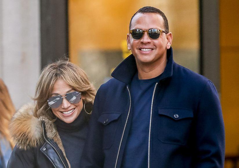 How Jennifer Lopez's Romance with Alex Rodriguez Began