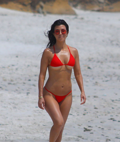 Sexy photos of kourtney kardashian