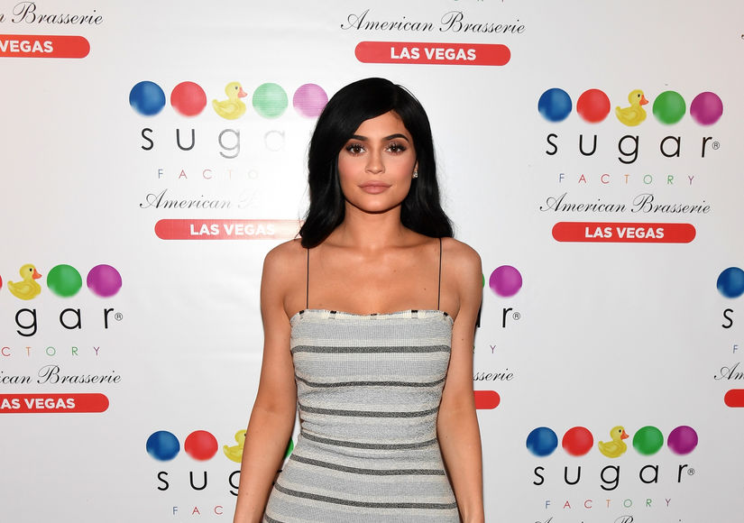 Kylie Jenner Reveals Baby Girl's Name — See Her First Photo!