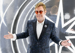 Elton John on His Kids, Plus: The Reality of His Farewell Tour