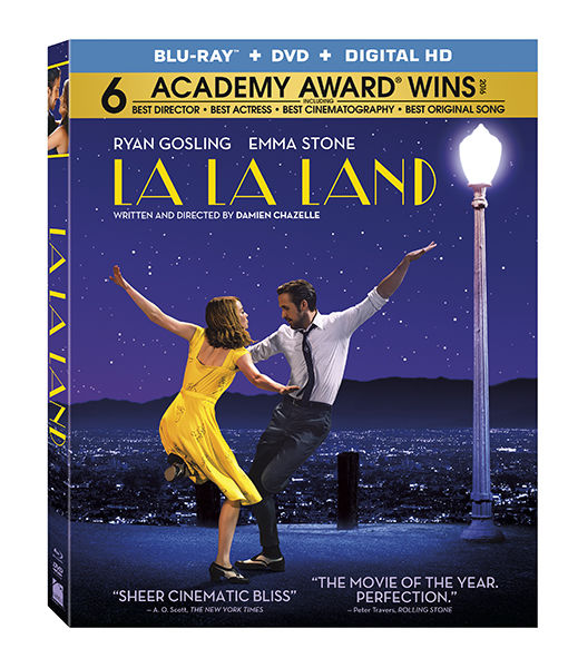 Win It! 'La La Land' on Blu-ray and DVD