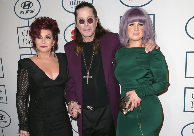 Kelly Osbourne Gives Update on Her Parents' Relationship After Their Rocky…