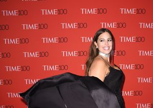 Ashley Graham Speaks About Her 'Big Trip' at Time 100 Gala