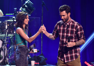 Adam Levine's Emotional Tribute to Christina Grimmie on 'The…