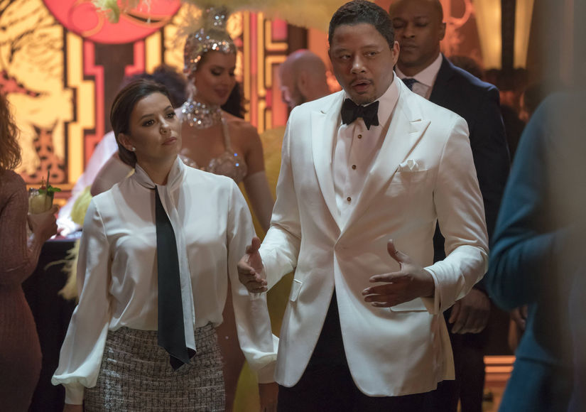 Eva Longoria Spills on 'Empire' Guest-Starring Role