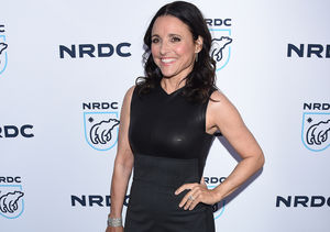Julia Louis-Dreyfus Wants Sean Spicer to Read for 'Veep'