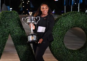 How Serena Williams Accidentally Announced Her Pregnancy