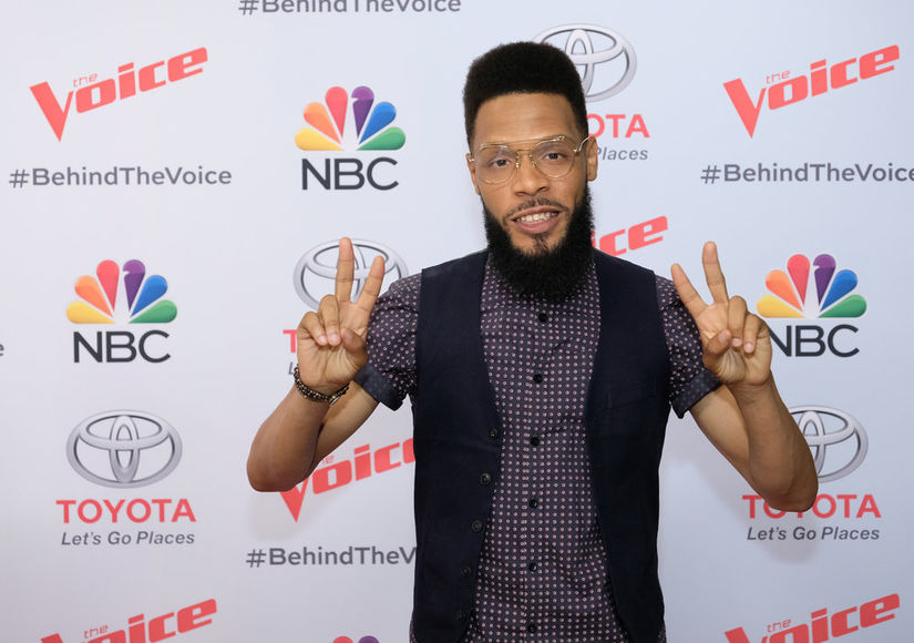 'The Voice' Top 12 Do Their Best Coach Impressions and Show Off Their Hidden…