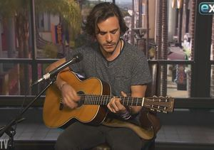 Watch Jack Savoretti's Exclusive, Live Performance of 'Only You'