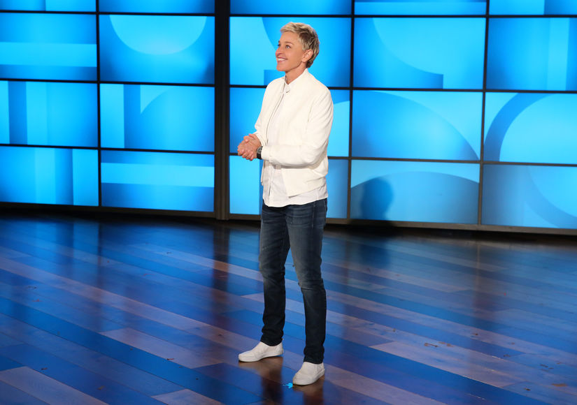 Ellen Celebrates 20th Anniversary of Coming Out Episode,  Says 'We Have a Long Way to Go'