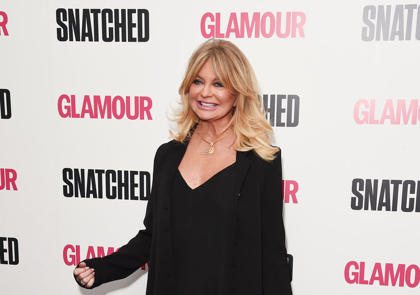 Why Goldie Hawn Took a 15-Year Break from Hollywood