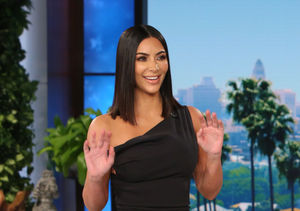 Kim Kardashian's Positive Take on Paris Robbery, Plus: Her Reaction…