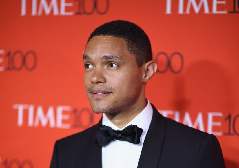 Trevor Noah Reveals His Dream 'Daily Show' Guests