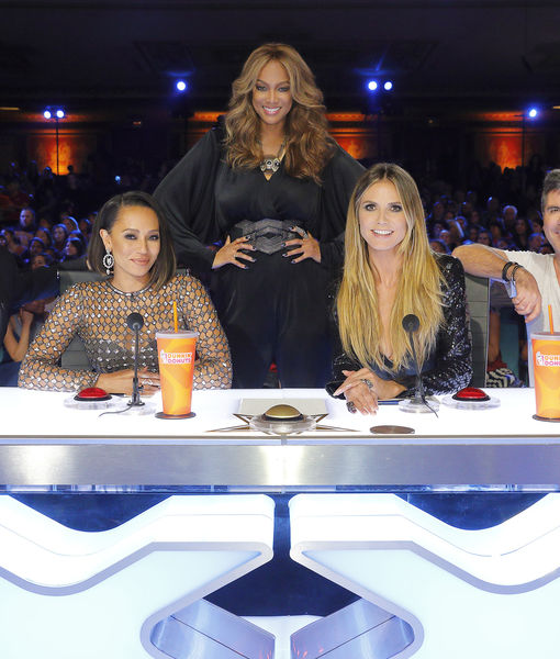 See the 'America's Got Talent' Cast Live and Be a Part of 'Extra'!