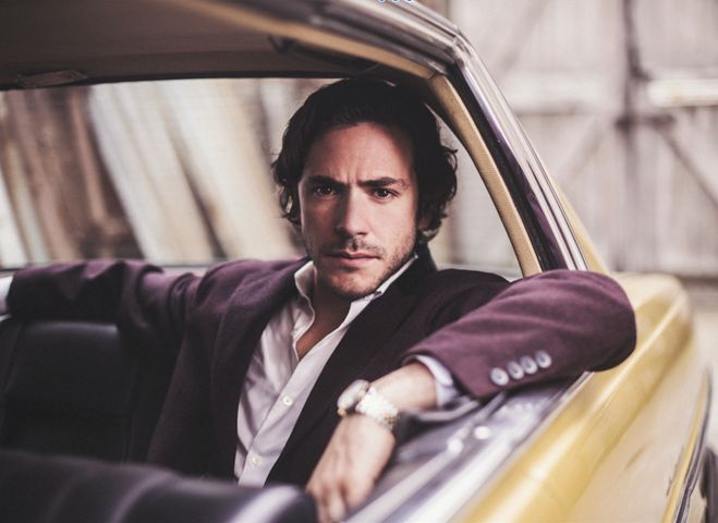 UK Superstar Jack Savoretti Poised for Breakthrough