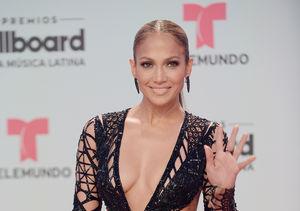 Jennifer Lopez Calls Alex Rodriguez 'Amazing'