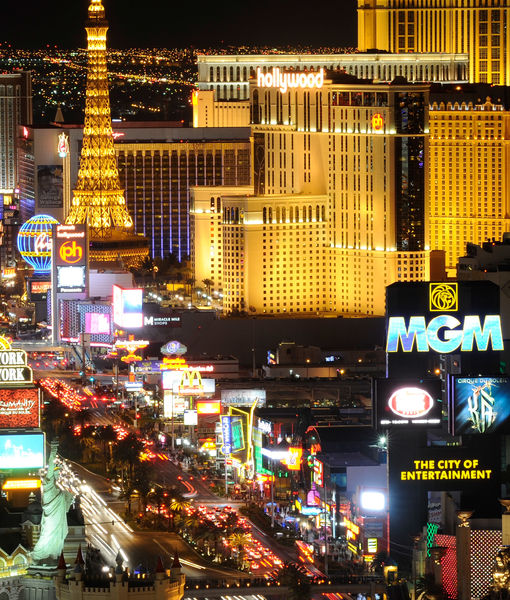 Why You Should Celebrate New Year's Eve in Las Vegas