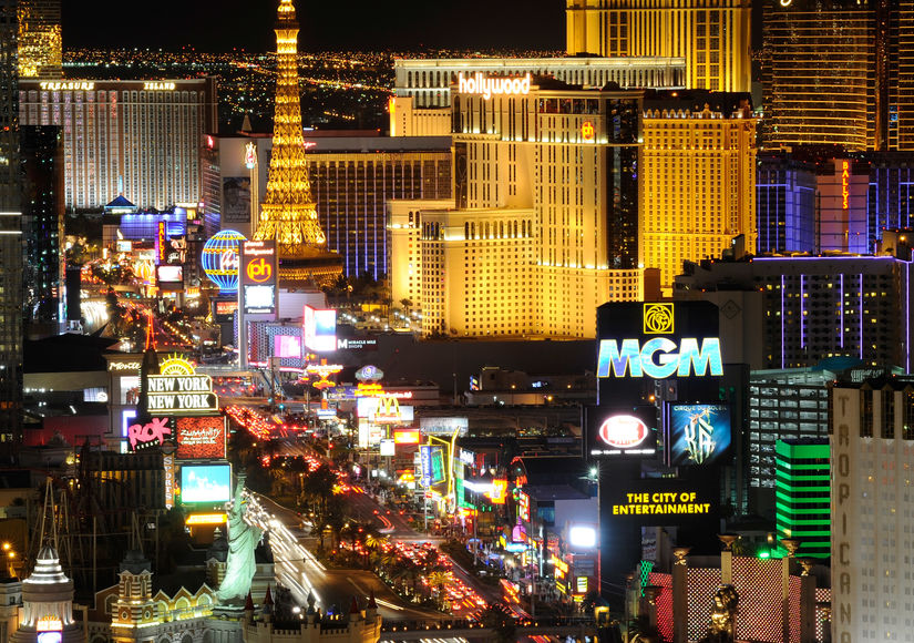 How to Have the Suite Life in Las Vegas Like the Stars